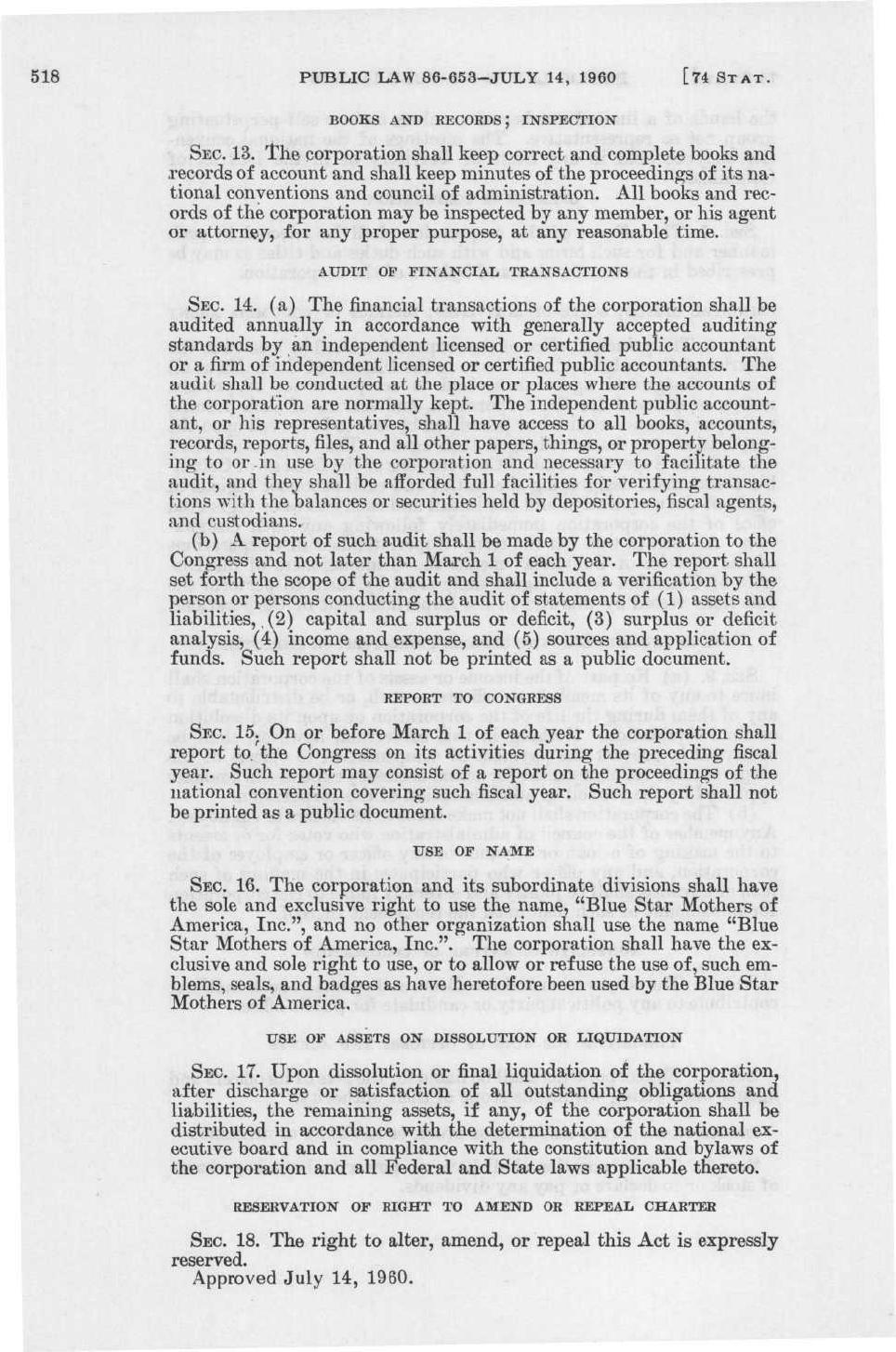 Pub  L  86–653, §18, 74 Stat  518